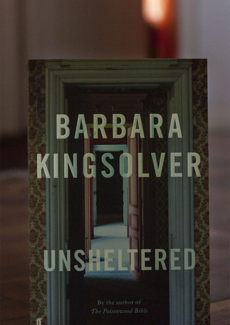 Unsheltered, by Barbara Kingsolver