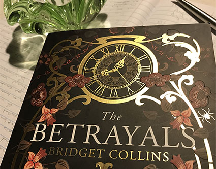 The Betrayals: Born to be a best-seller. Ugh!