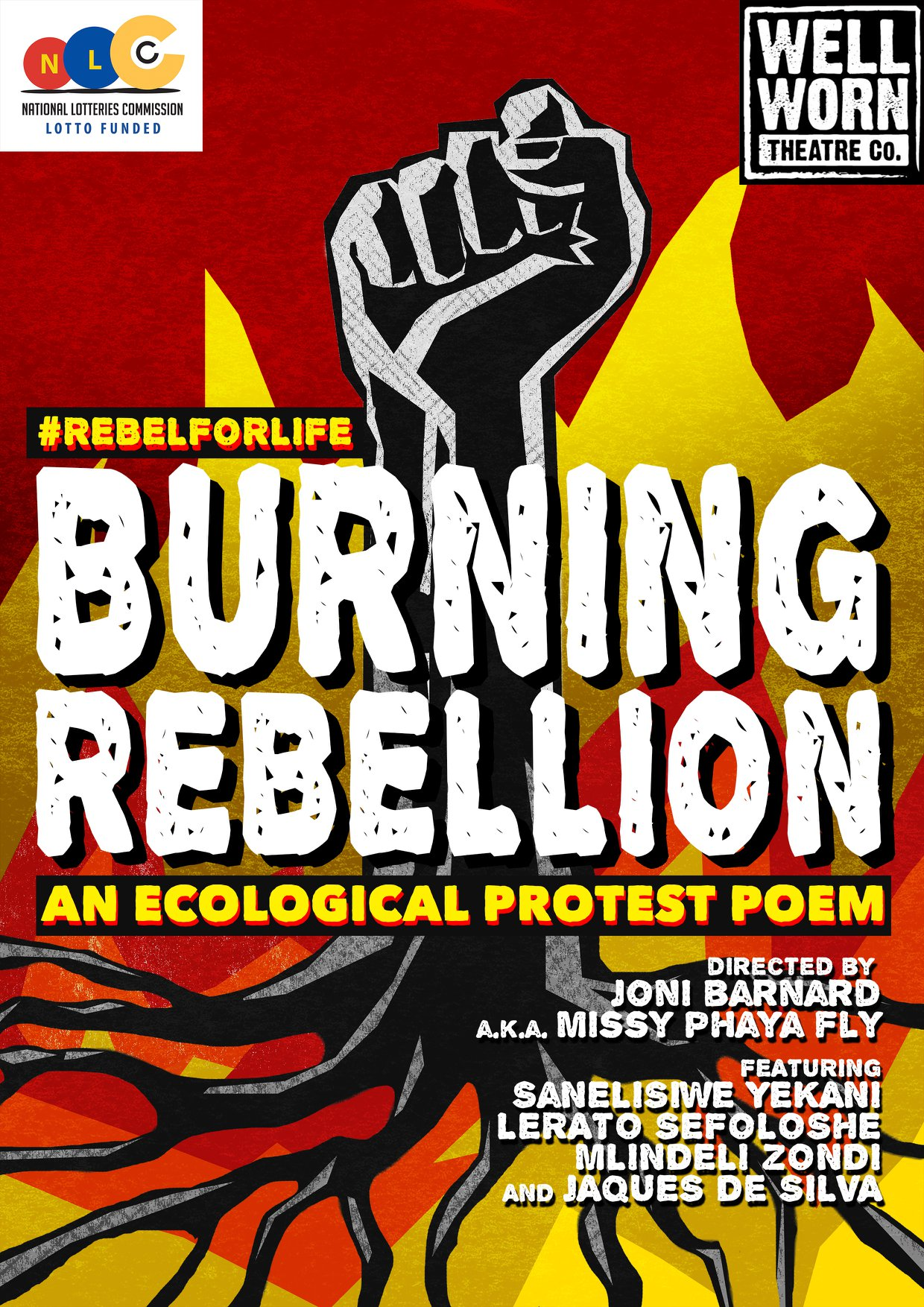Burning Rebellion: More, more, more. We want more.