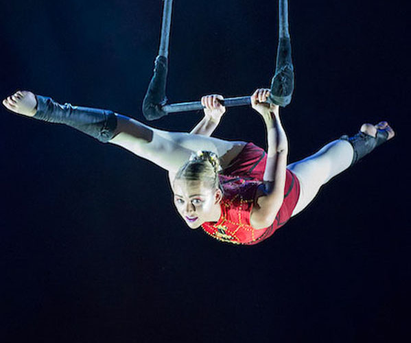 Once Upon a Circus: It's a kind of magic