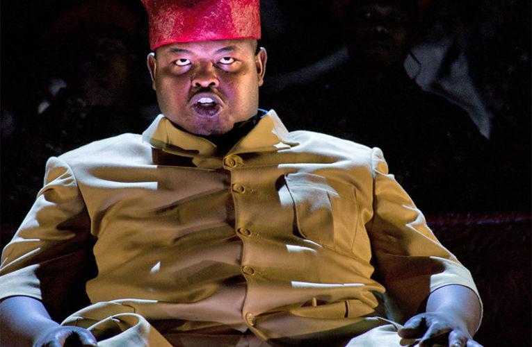 Macbeth: Blood on the opera