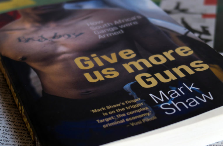 Give us more guns: Answers to violence in South Africa
